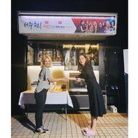 Seohyun Terharu Dapat Kiriman Food Truck dari Anggota Girl's Generation