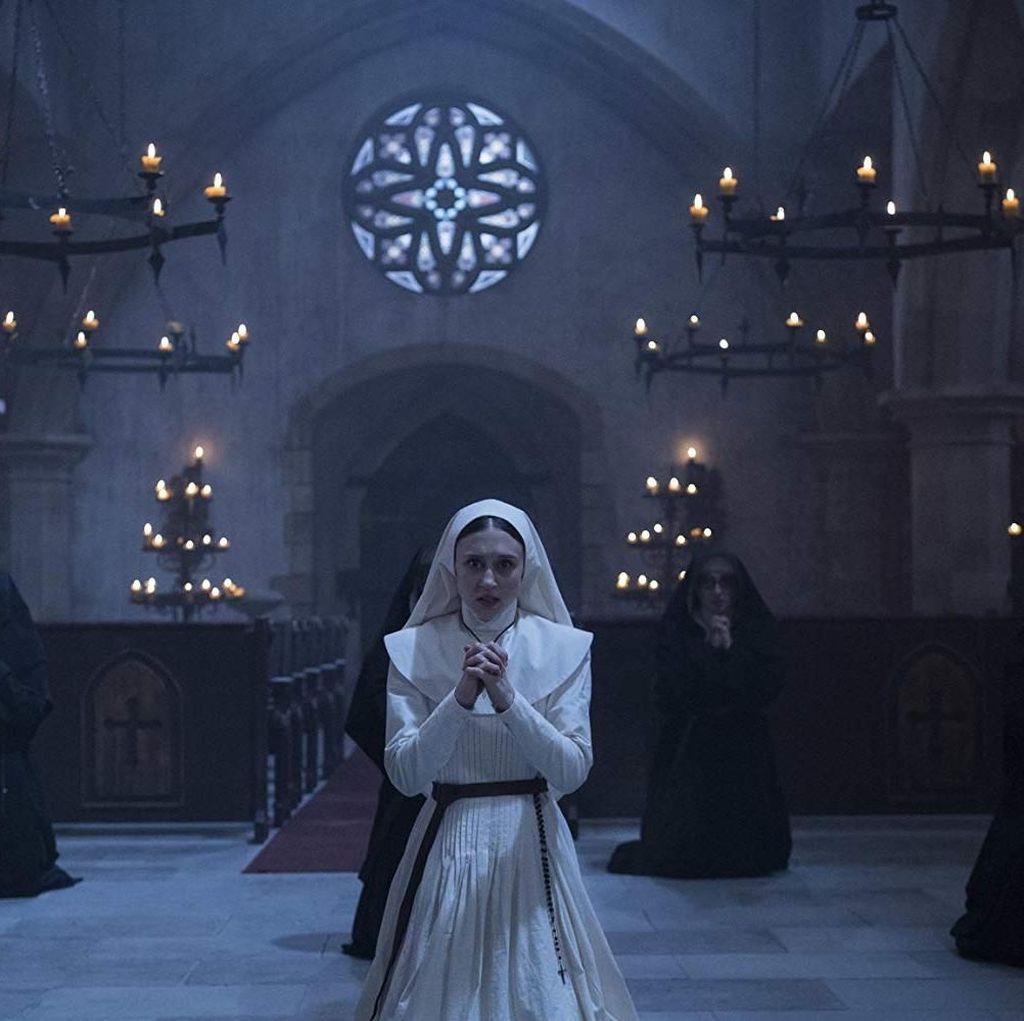 The Nun: Awal Mula Si Hantu Valak