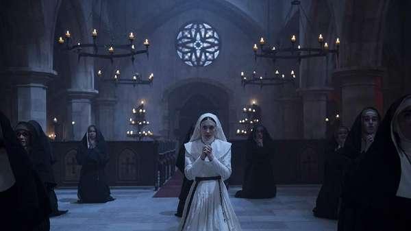 Taissa Farmiga, Si Cantik di Balik Ketegangan Teror The Nun