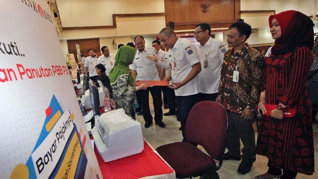 Pekan Panutan Pajak di Ibukota DKI Jakarta