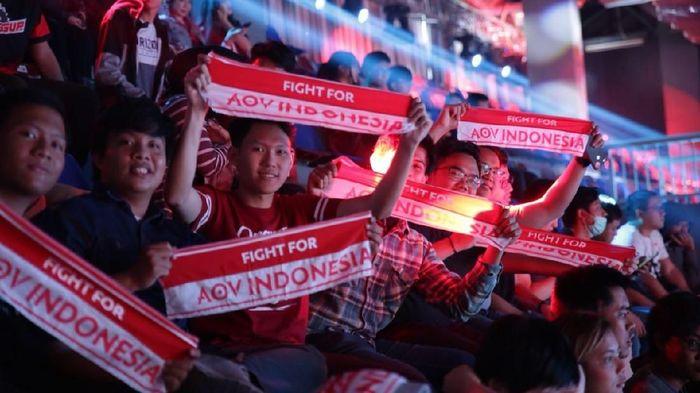 Olahraga eSports makin terkenal di Indonesia belakangan ini (dok. Garena Indonesia/Tencent)
