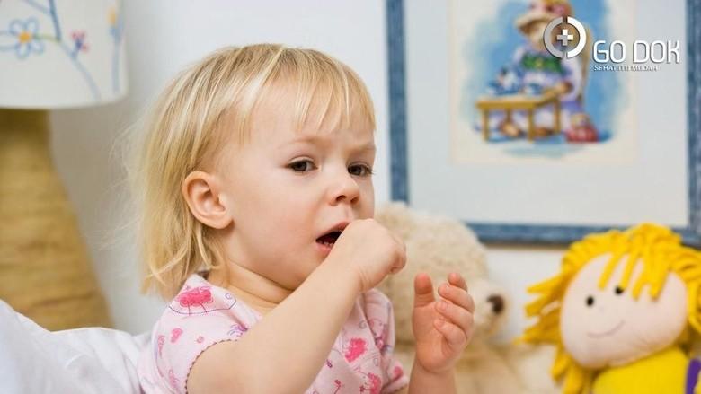 Penyebab radang tenggorokan pada anak/ Foto: go dok