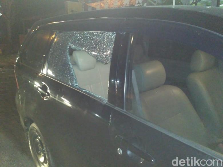 Mobil Tim Investigasi ORI DIY Dibobol, Sejumlah Barang Hilang