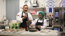 Rendang dan Gado-gado Sukses Memikat Pengunjung Indonesia Weekend