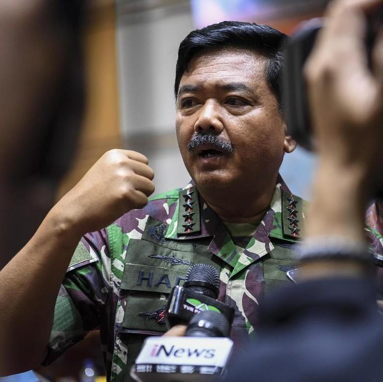 Ini Syarat Mutlak Panglima TNI Jika Anggotanya Ingin Jadi Timses