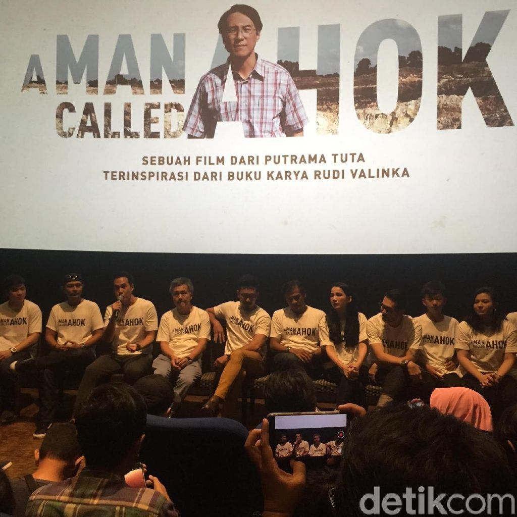 A Man Called Ahok Tembus Sejuta Penonton