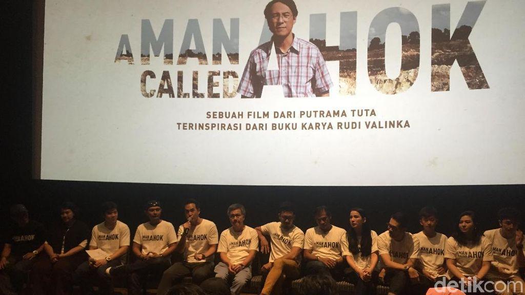 Poster Perdana A Man Called Ahok Rilis, Netizen Baper