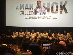 'A Man Called Ahok' Tembus Sejuta Penonton