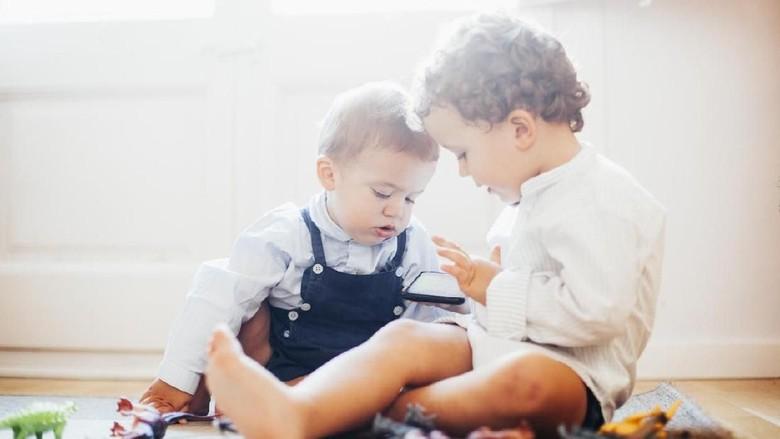 Ilustrasi bayi dan batita/ Foto: iStock