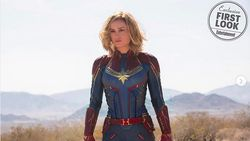 Wohooo! Ini Tampilan Poster Captain Marvel