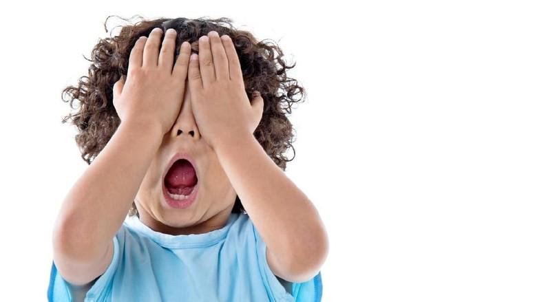 Efek Takuti Anak dengan Hantu Seperti Kuyang agar Nurut/ Foto: iStock