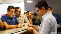 Pemerintah Naikkan Pajak Barang Impor, Sandi: Sudah Diprediksi