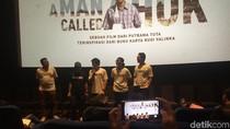 Lewat Sang Anak, Ahok Titipkan Surat Soal Film A Man Called Ahok