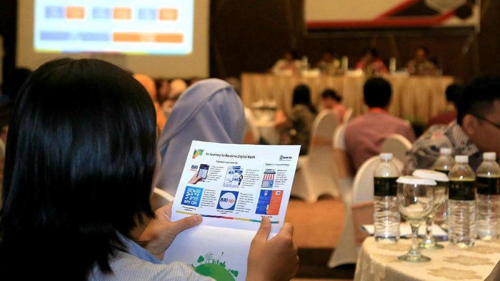 Saat Bank BRI Gelar Public Expose di Semarang