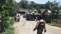 Truk Brimob Muat 25 Personel Terguling, 1 Anggota Tewas