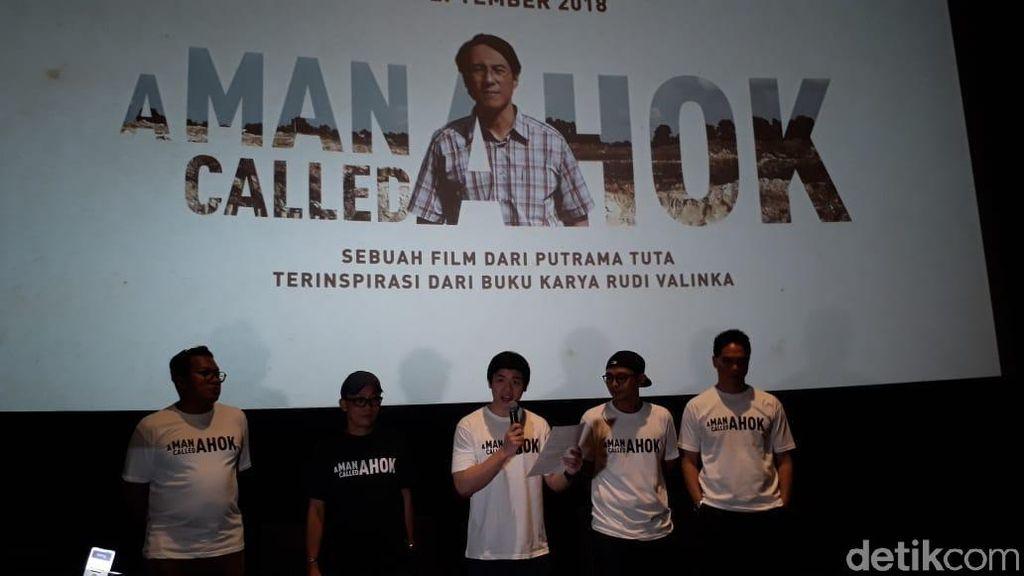 Ahok Penuh Kontroversi, Sutradara Tutup Telinga saat Garap Filmnya