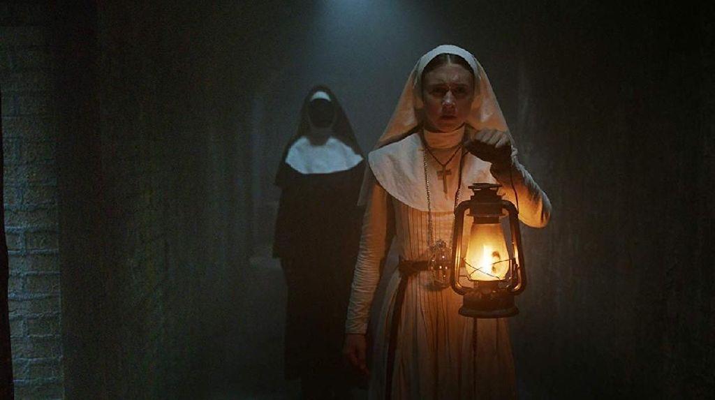 5 Fakta Film The Nun dari Semesta The Conjuring