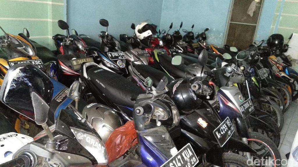 Buka Usaha Penitipan Motor Tak Cukup Cuma Punya Lahan