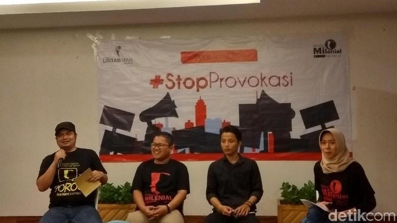 Relawan Maruf Amin Serukan Stop Provokasi untuk Lawan Berita Bohong