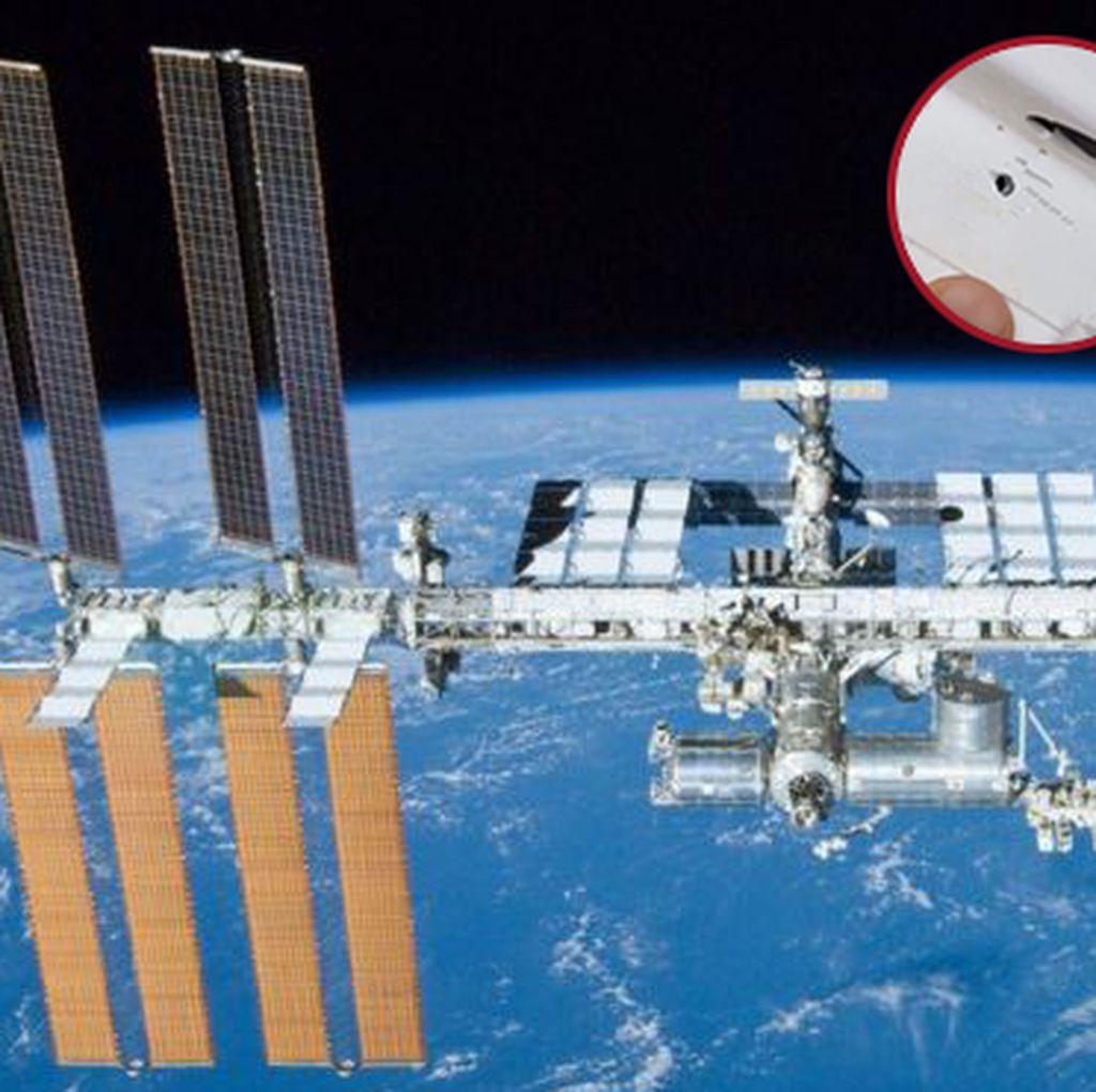 Bakteri Bermutasi di Luar Angkasa Aman Bagi Astronot?
