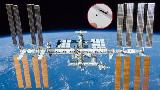 Teka-teki Lubang di Pesawat Antariksa Soyuz yang Merapat ke ISS