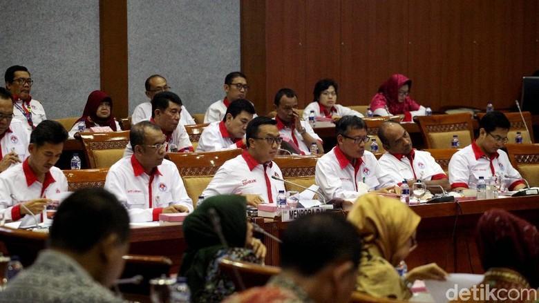DPR dan Kemenpora Saling Puji Atas Kesuksesan Asian Games 2018