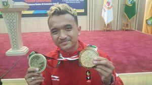 Kisah Aris Apriansyah, dari Tukang Lipat Parasut ke Emas Asian Games