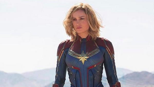 Marvel Sebut Kesuksesan Captain Marvel karena Wonder Woman