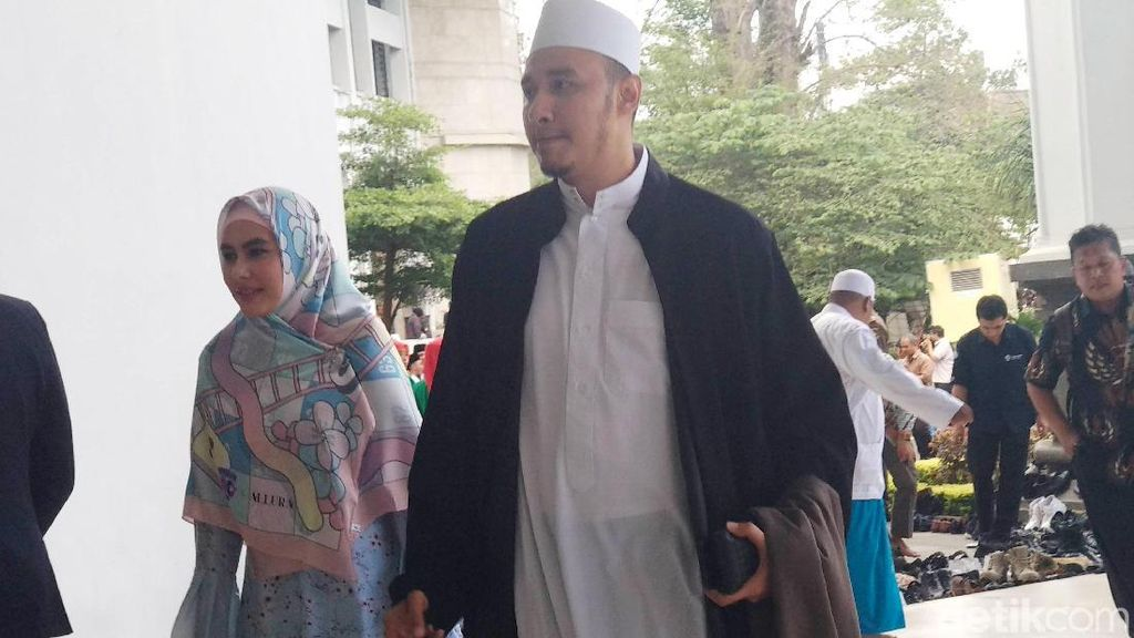 Kartika Putri Ungkap Sisi Lain Habib Usman
