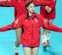 Asian Games 2018 memang sudah usai, tetapi pesona atlet-atletnya masih diingat oleh para netizen. Salah satunya adalah Mika Reyes, atlet voli Filipina yang manis dan imut. (Instagram/@reyesmikaaa)