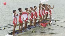 Rowing Bidik Satu Emas di SEA Games 2019