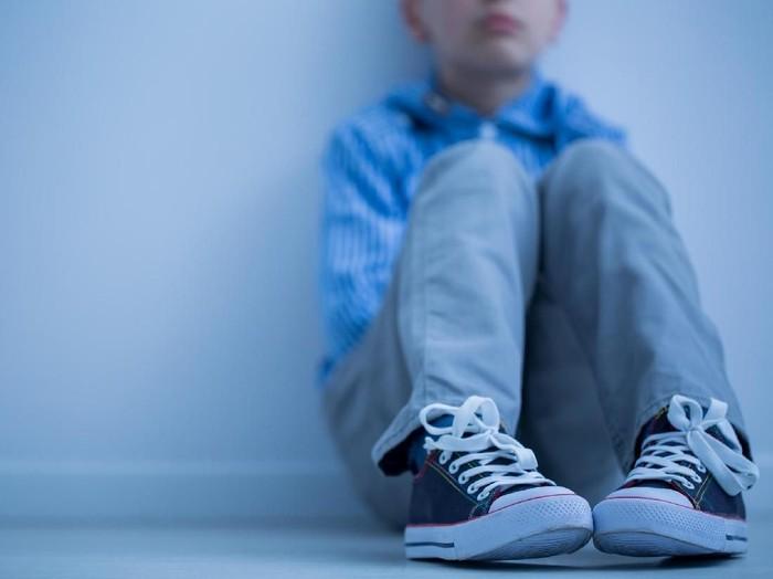 Gangguan kecemasan dan bahkan depresi bisa dipicu oleh paparan konten negatif, misalnya video kekerasan (Foto: Istock)