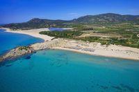 Sardinia punya deretan pantai eksotis (Visit Sardinia/Facebook)