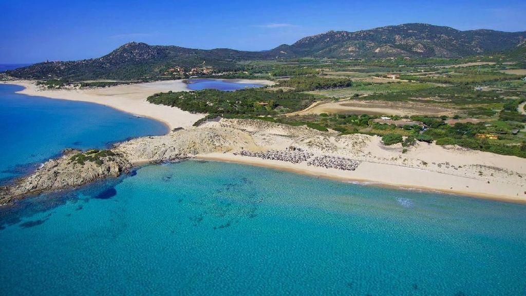 Curi Pasir Pantai di Negara Eropa Ini Bisa Didenda