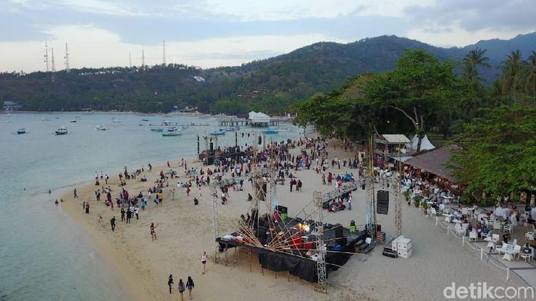 Harapan Baru Pariwisata Lombok Lewat Festival Senggigi
