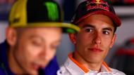 Rossi Akui Pantau Marquez, dari Makanan Sampai Medsosnya