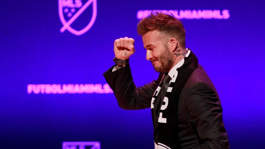 Inter Miami CF, Klub Bikinan David Beckham di MLS