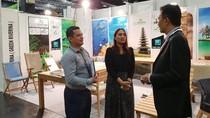 Furnitur Indonesia Digemari Pasar Eropa di Pameran Terkemuka Jerman