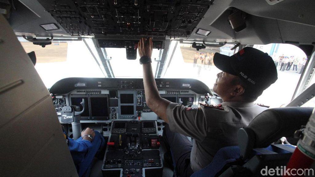 Mengintip Jeroan Pesawat Multiguna, CN295