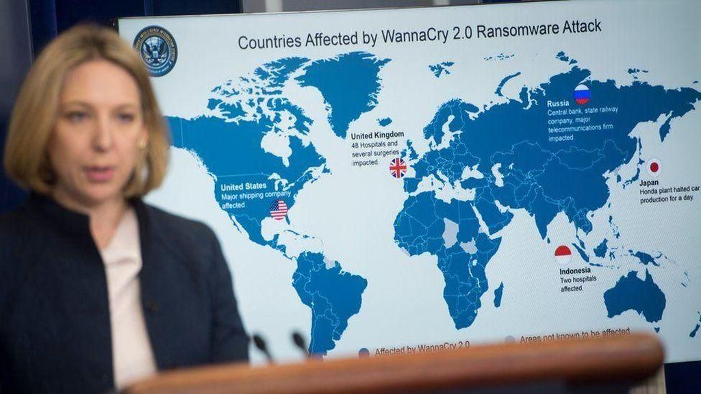 AS Dakwa Mata-mata Korut Terkait Serangan Siber