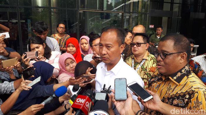 Menteri Sosial Agus Gumiwang Kartasasmita (Foto: Faiq Hidayat/detikcom)