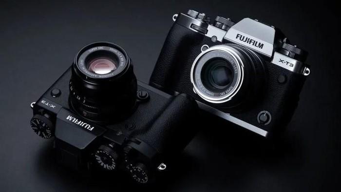 Fujifilm X-T3. Foto: Fujifilm