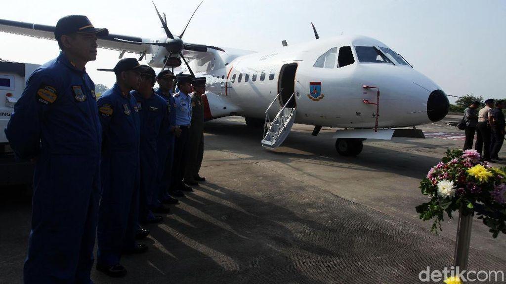 Keren, Ini Penampakan Pesawat Polri Made in Bandung