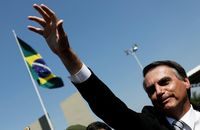 Kisruh Pilpres Buat Real Brasil Sentuh Rekor Terlemah Lagi