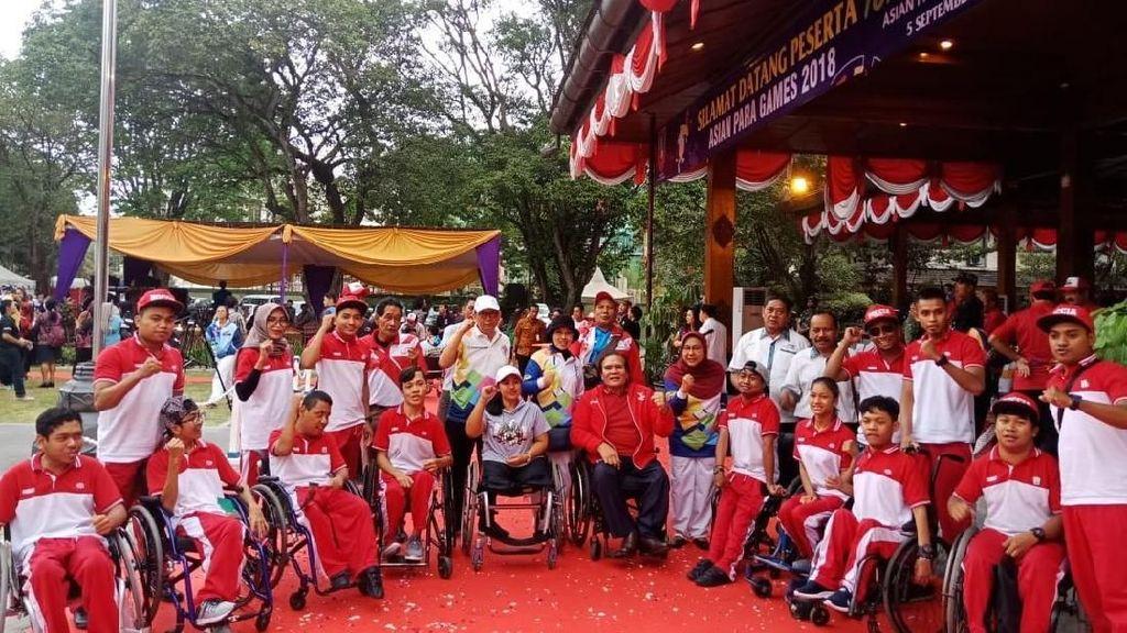 Menpar Harap Masyarakat Antusias Dukung Atlet Asian Para Games