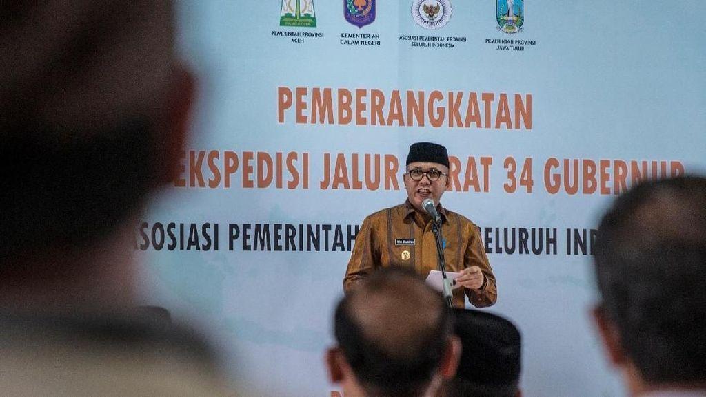 Indeks Kerukunan Aceh Terendah, Plt Gubernur Pertanyakan Metode Survei