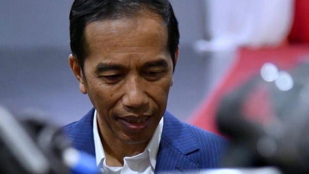 Jokowi Tegaskan Tak Pakai Isu SARA di Pilpres