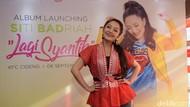 Bertemu Langsung, Siti Badriah dan Syahrini Tegur Sapa Nggak Yah?