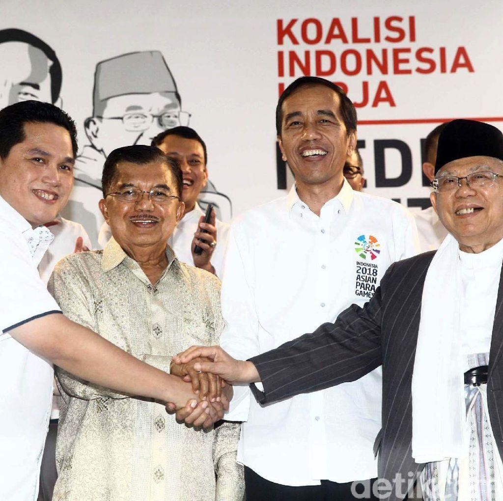 Timses Jokowi: Sejumlah Kepala Daerah Sumbar Dukung Jokowi