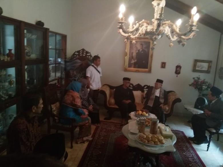Ditemui Ma'ruf Amin, Solihin GP Berharap Indonesia Tentram